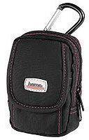 Hama Hook DF 9 ClearLine torba na aparat kompaktowy czarny/czerwony