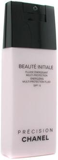 Chanel Precision Beaute Initiale Energizing Multi-Protection Fluid SPF 15 samoopalająca emulsja ochronna do twarzy - 50ml Do każdego zamówienia upominek gratis.