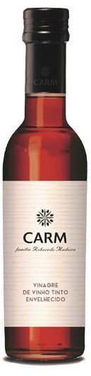 Portugalski ocet winny Carm z czerwonego wina 250ml