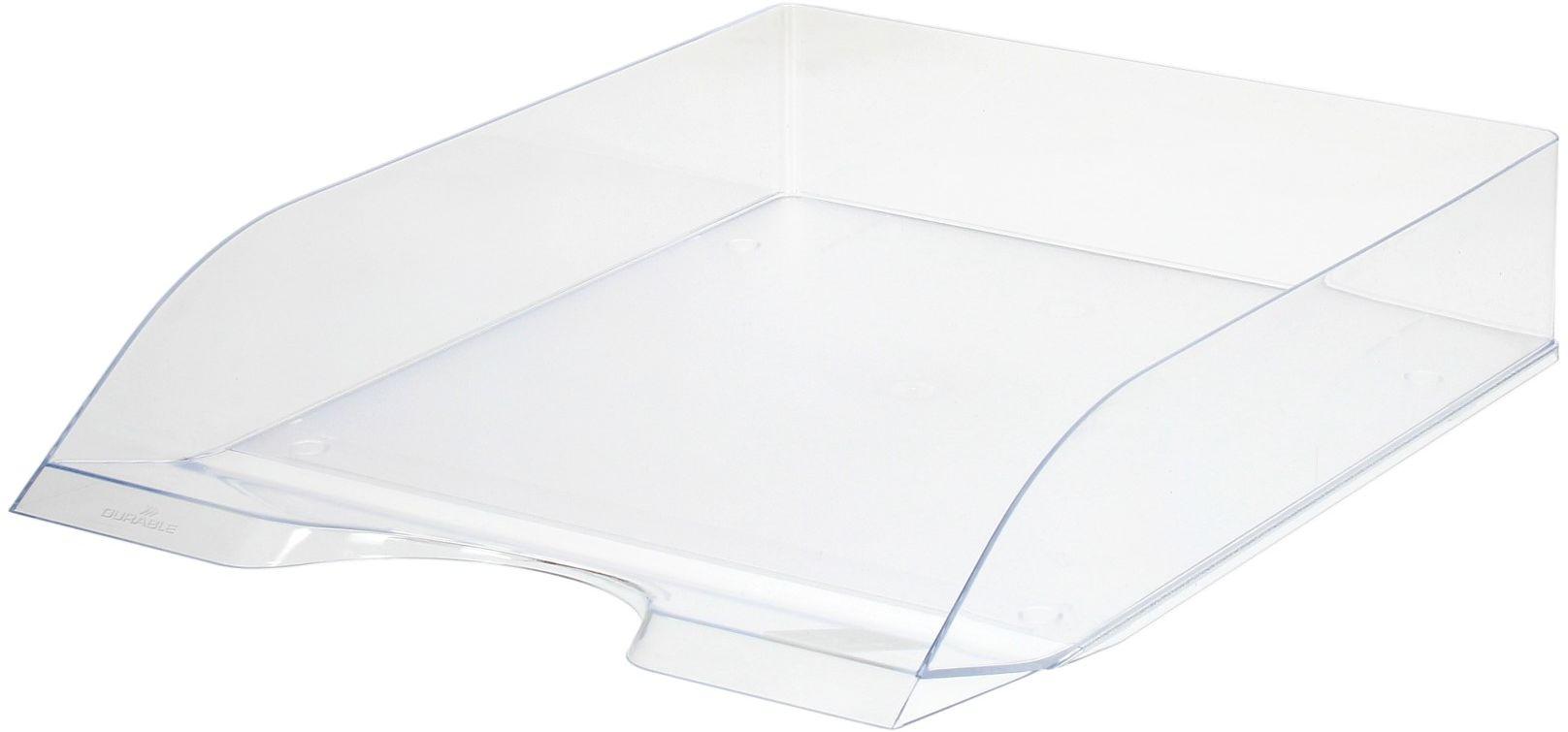 Półka na dokumenty A4 przezroczysta Basic Durable