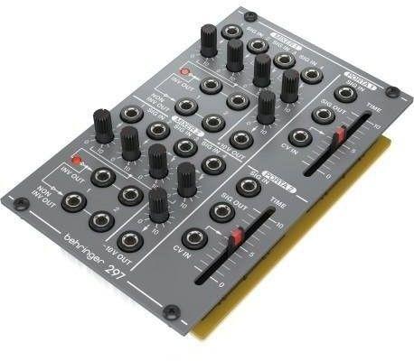 Behringer 297 DUAL PORTAMENTO/CV UTLITIE Moduł syntezatora modularnego
