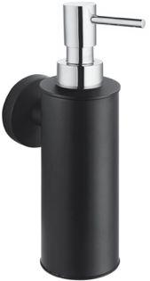 Stella Classic dozownik do mydła 07.423-BC czarny