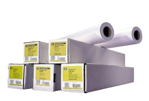 Papier HP Coated Paper, 610mm, 45 m, 95 g/m2 Q1404B