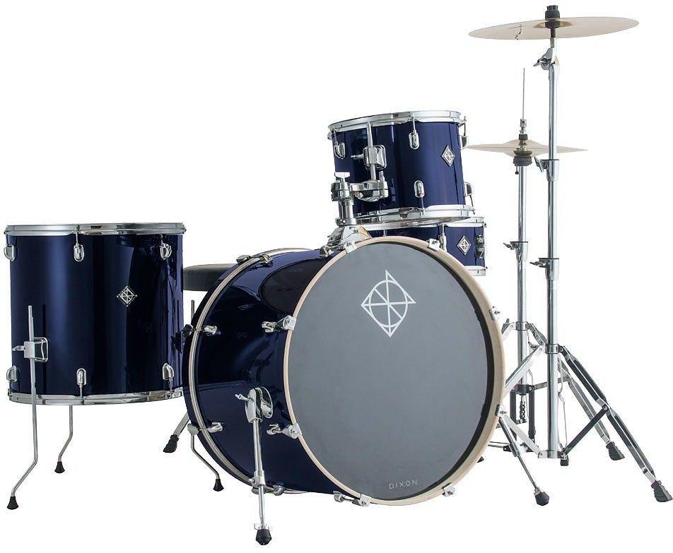 DIXON PODSP 416 S (CDB) zestaw perkusyjny bez hardware''u