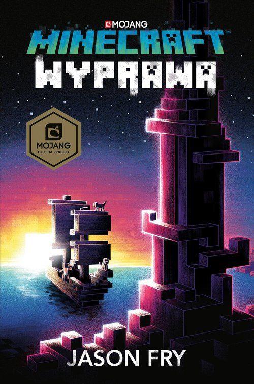 Minecraft Wyprawa ZAKŁADKA DO KSIĄŻEK GRATIS DO KAŻDEGO ZAMÓWIENIA