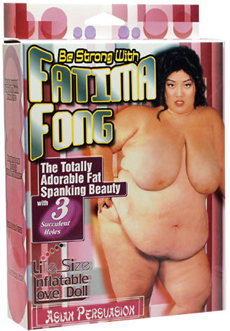 NMC Fatima Fong - XXL Inflatable Doll