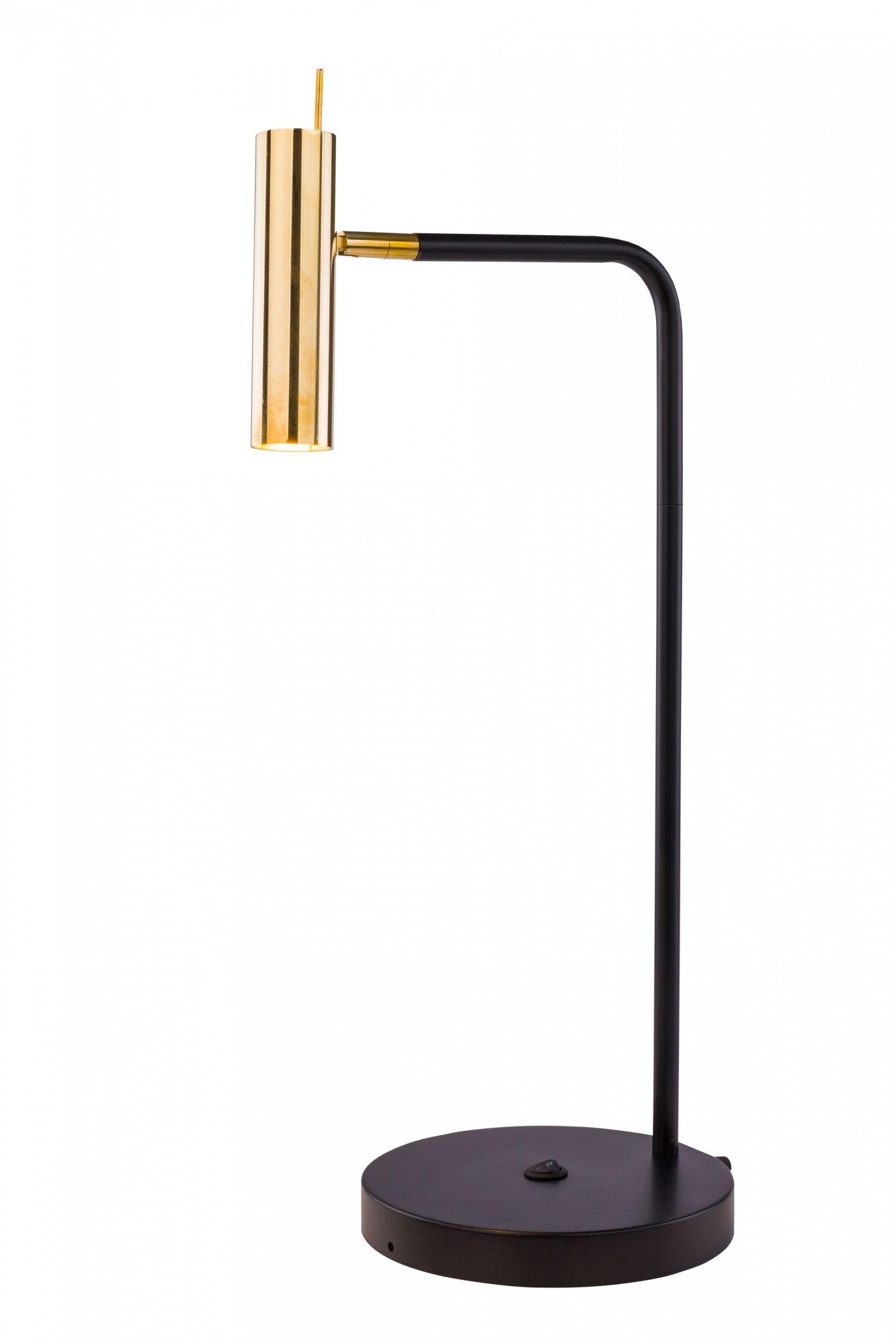Lampa stołowa Amos Amplex ruchoma oprawa w nowoczesnym stylu