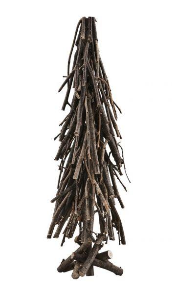 House Doctor TREE WOODS Drewniane Drzewko Dekoracyjne - Świąteczne