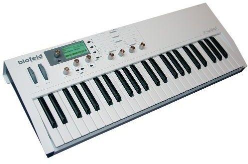 Waldorf Blofeld Keyboard WH