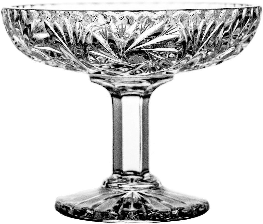 Owocarka patera kryształowa 1492