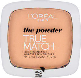 LOréal Paris True Match True Match puder w kompakcie odcień 1R/1C Rose Ivory 9 g + do każdego zamówienia upominek.