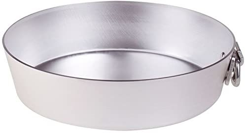 Forma do pieczenia w kształcie stożka pierścień o grubości 3 mm, średnica 200 mm kod. alma14320