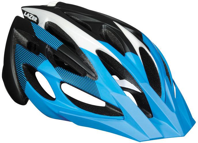 LAZER ROX kask rowerowy niebieski mat Rozmiar: 61-64,lazer-rox-cyan-blue-mat