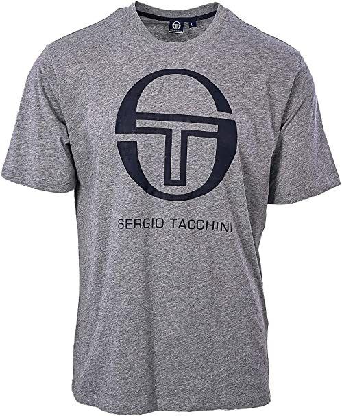 Sergio Tacchini T-shirt chłopięcy Eva T-shirt biały White/Navy XLJ