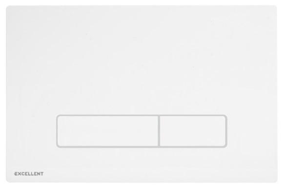 Excellent Aurro przycisk spłukujący 2-funkcyjny biały INEX.AU230.150.WH