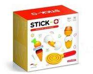 Magformers Stick-O Zestaw do gotowania 16 elementów - DANTE