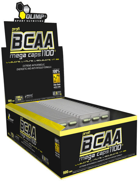 OLIMP BCAA 1100 Mega Caps 30caps