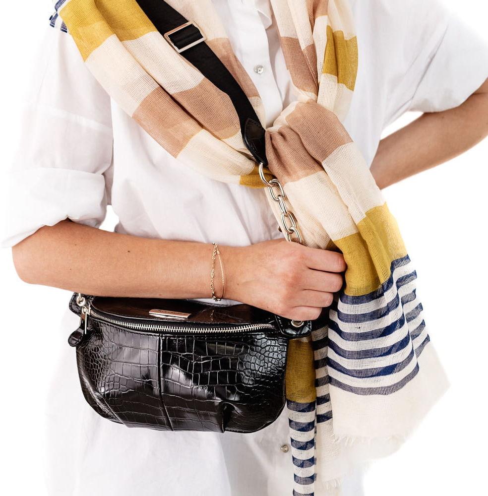 KOCHMANSKI nerka saszetka torebka damska na ramię 2569