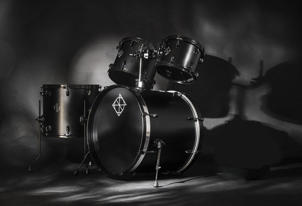 DIXON PODFL 422 (BB) zestaw perkusyjny bez hardware''u