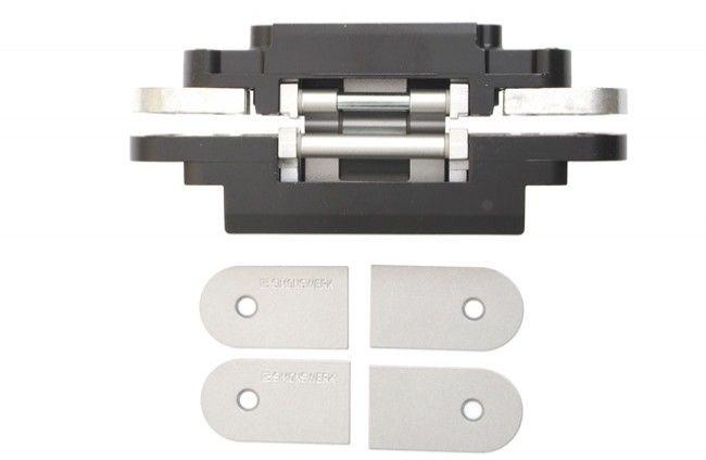 Zawias Simonswerk Tectus TE340 3D 160x28 mm, ALU F2 - nikiel satyna (skrzydło do 80 kg)