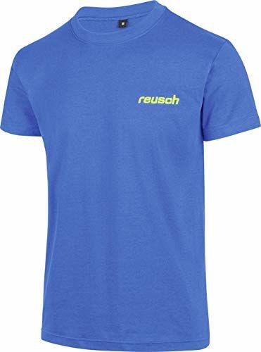 Reusch T-shirt unisex Reusch Promo T-shirt niebieski niebieski (Electric Blue) S