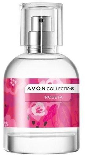 Avon Collections Roseta woda toaletowa dla kobiet 50 ml