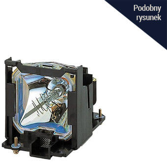 lampa wymienna do Toshiba TDP-MT200, TDP-MT400 - moduł kompatybilny (zamiennik do: TDP-LMT20)
