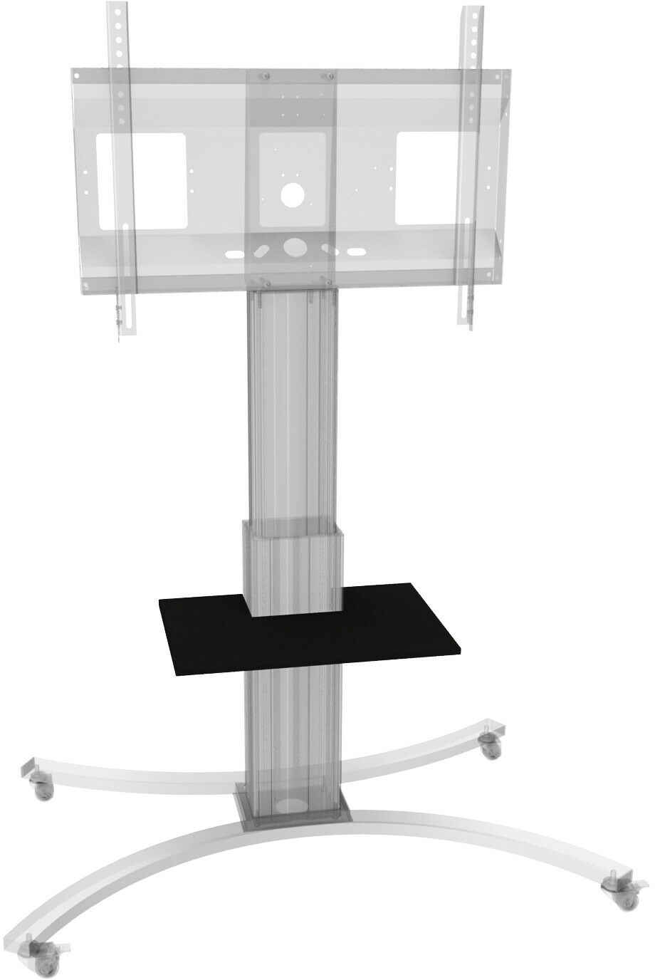 celexon przednia półka do wszystkich modeli Adjust-V do stojaków wystawowych serii Professional Plus i Expert