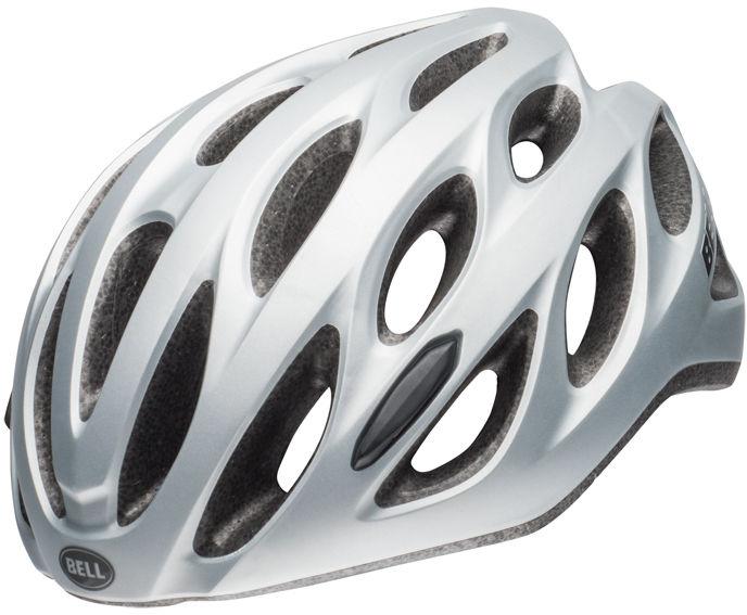 BELL TRACKER R - BEL-7095372 - kask rowerowy srebrny tytan mat Rozmiar: 54-61,BELL TRACKER R - BEL-7095372-srebrny tytan mat