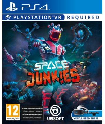 Gra PS4 VR Space Junkies. Kup taniej o 40 zł dołączając do Klubu