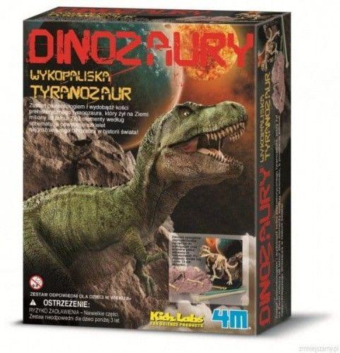 Zestaw naukowy Wykopaliska - T-Rex