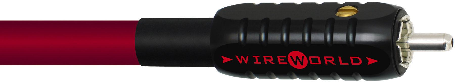 Kabel RCA-RCA Wireworld Starlight 8 (STV) Długość: 1,0 m