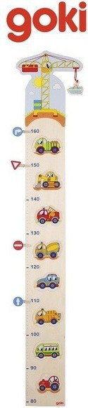 Goki miarka wzrostu pojazdy