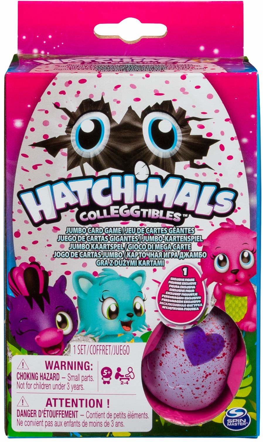 "Games 6041487"" Hatchimals figurka Jumbo"