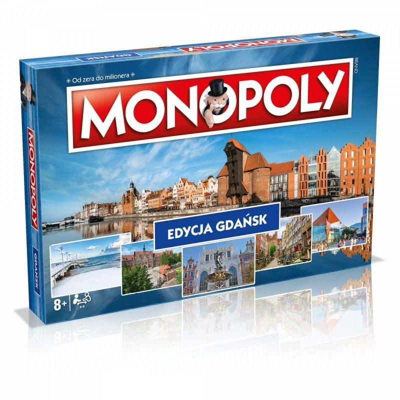 Gra Monopoly Gdańsk