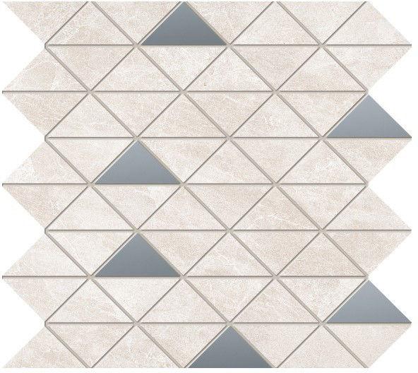 Mozaika Harion Arte 29,8 x 29,8 cm white