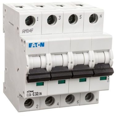 Wyłącznik nadprądowy 3P+N C 32A 6kA AC CLS6-C32/3N-DP 270491