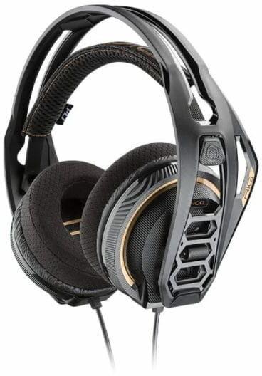 Słuchawki PC RIG400 przewodowe