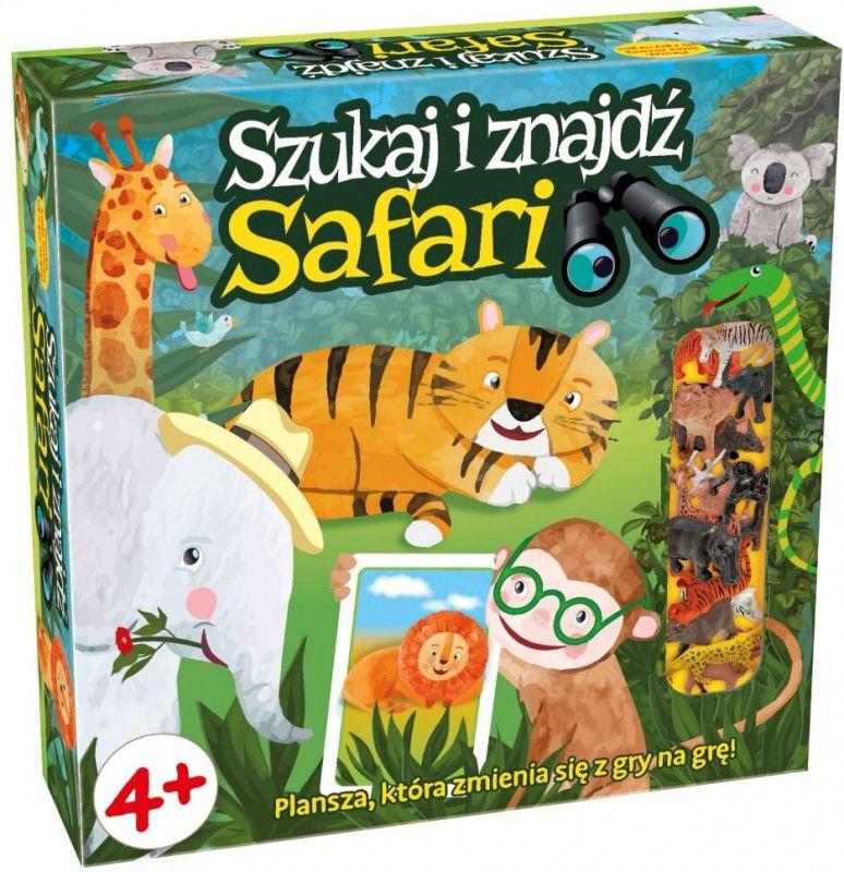 Szukaj i znajdź Safari ZAKŁADKA DO KSIĄŻEK GRATIS DO KAŻDEGO ZAMÓWIENIA