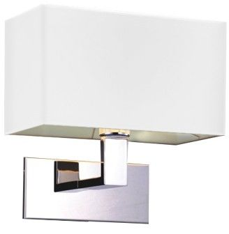 ŻARÓWKA LED GRATIS! Kinkiet Martens AZ1525 AZzardo biała oprawa w nowoczesnym stylu