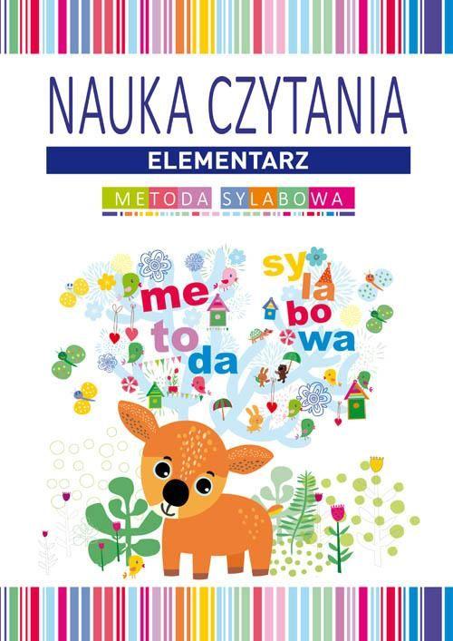 Nauka czytania. Elementarz. Metoda sylabowa - Beata Guzowska - ebook
