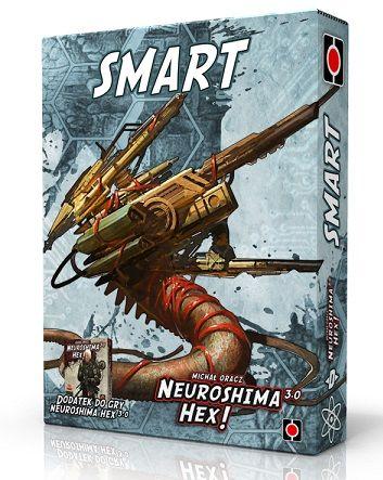 Neuroshima Hex 3.0 Smart - rozszerzenie, dodatek