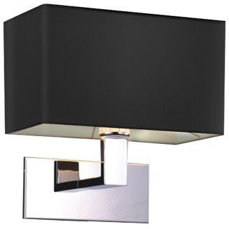 ŻARÓWKA LED GRATIS! Kinkiet Martens AZ1556 AZzardo czarna oprawa w nowoczesnym stylu