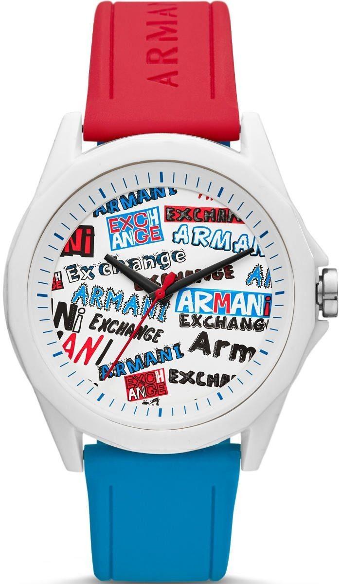 Zegarek Armani Exchange AX2637 DREXLER - CENA DO NEGOCJACJI - DOSTAWA DHL GRATIS, KUPUJ BEZ RYZYKA - 100 dni na zwrot, możliwość wygrawerowania dowolnego tekstu.
