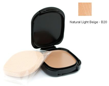 Shiseido Advanced Hydro-Liquid Compact (Refill) Flawles, Radiant Coverage Foundation B20 Natural Light Beige podkład w kompakcie (wkład) - 12g Do każdego zamówienia upominek gratis.
