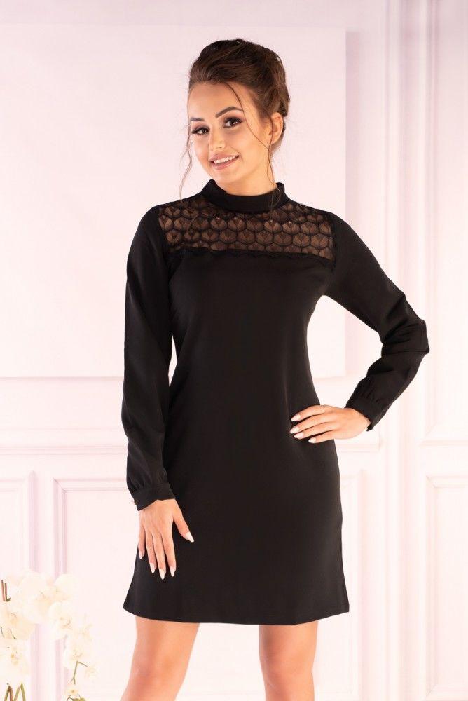 Morana Black 85601 sukienka