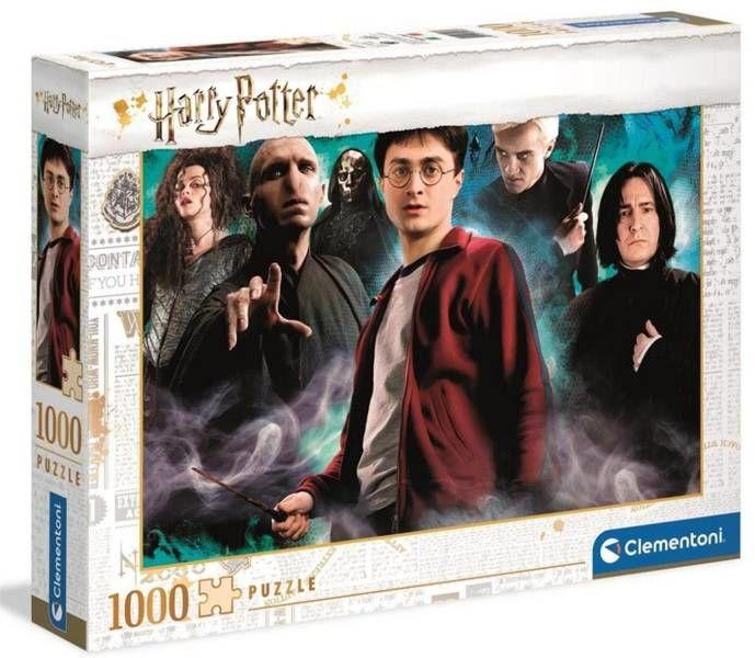 Puzzle 1000 Harry Potter - Clementoni