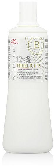 Wella Blondor Freelights 12% Kremowa emulsja utleniająca 1000 ml
