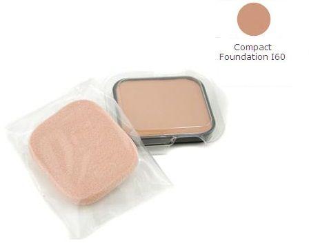 Shiseido The Makeup Compact Foundation (Refill) SPF 15 I60 Natural Deep Ivory Kremowo-pudrowy podkład w kompakcie (wkład) - 13g Do każdego zamówienia upominek gratis.