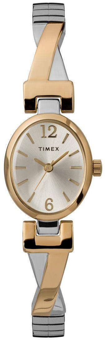 Zegarek Timex TW2U12100 Damski Rozciągana Bransoleta